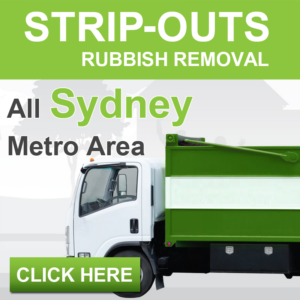 strip-outs waste management sydney